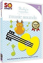 So Smart! baby's beginnings: music sounds by So Smart! Productions