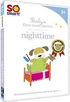 So Smart! baby's first-word stories: nighttime  by So Smart! Productions