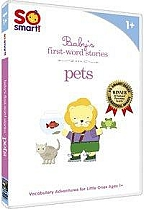So Smart! baby's first-word stories: pets  by So Smart! Productions