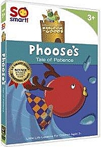 So Smart! king otis and the kingdom of goode: phoose's tale of patience by So Smart! Productions
