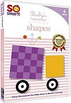 So Smart! baby's beginnings: shapes by So Smart! Productions