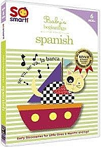 So Smart! baby's beginnings: spanish by So Smart! Productions