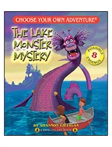 Lake Monster Mystery  by Shannon Gilligan