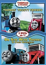 Thomas & Friends: Thomas' Trusty Friends & On Site  with Thomas by Hit Entertainment