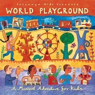 World Playground: A Musical Adventure for Kids by Various Artists