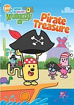 Wow! Wow! Wubbzy!: Pirate Treasure by Anchor Bay
