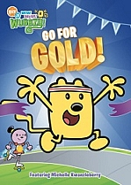 Wow! Wow! Wubbzy!: Go For Gold! by Anchor Bay