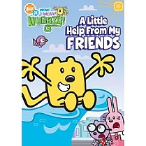 Wow! Wow! Wubbzy!: A Little Help From My Friends by Anchor Bay