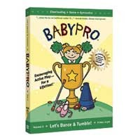 BABYPRO: Let's Dance and Tumble!