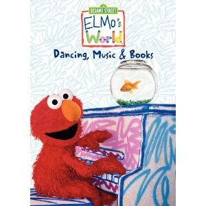 Elmo's World: Dancing, Music & Books