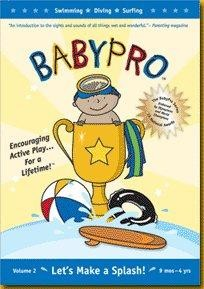 BABYPRO: Let's Make a Splash!
