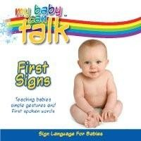 My Baby Can Talk: First Signs Board Book