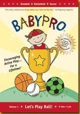 BABYPRO: Let's Play Ball!