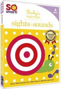 So Smart! baby's beginnings: sights & sounds