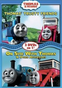 Thomas & Friends: Thomas' Trusty Friends & On Site  with Thomas