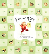 Because of You by B. G. Hennessy