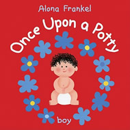 Once Upon a Potty: Boy by Alona Frankel